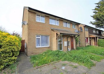 Thumbnail 3 bed end terrace house to rent in Triandra Way, Hayes, Middlesex