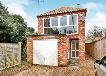 Thumbnail 3 bed detached house for sale in Queens Road, Fakenham
