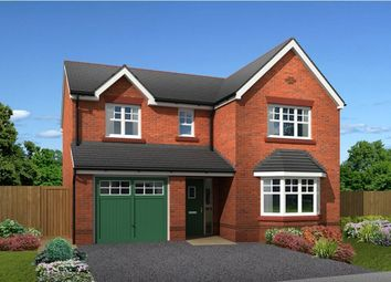 "Thumbnail 4 bed detached house for sale in ""Brampton"" at Main Road, New Brighton, Mold"
