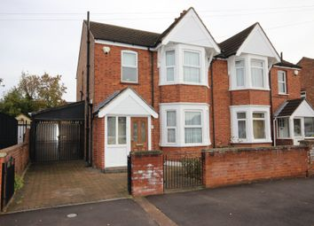 Thumbnail 3 bed semi-detached house for sale in Cutcliffe Grove, Bedford