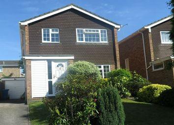Thumbnail 4 bed detached house for sale in Fantastic Space. Gainsborough Drive, Ascot, Berkshire
