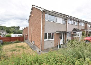 Thumbnail 3 bed end terrace house for sale in Battens Lane, St George