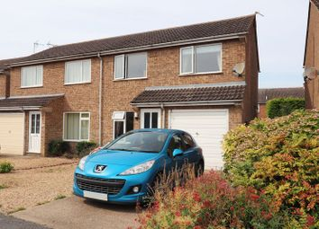 Thumbnail 3 bed semi-detached house to rent in Perth Road, Stamford