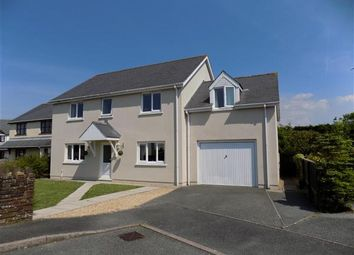 Thumbnail 5 bed detached house for sale in Catherines Gate, Merlins Bridge, Haverfordwest