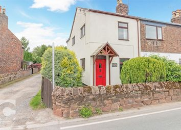 Thumbnail 2 bed cottage for sale in Hadlow Terrace, Hadlow Road, Willaston, Cheshire