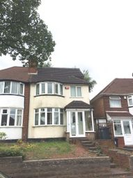 Thumbnail 1 bedroom semi-detached house to rent in Foden Rd, Great Barr