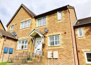 Thumbnail 2 bed semi-detached house to rent in The Ridings, Aberdare