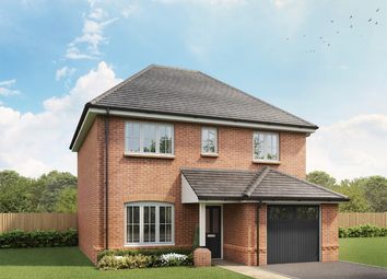 Thumbnail 4 bed detached house for sale in Whittingham Road, Preston