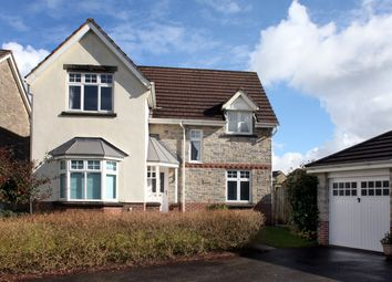 Thumbnail 4 bed detached house to rent in Morley Drive, Crapstone