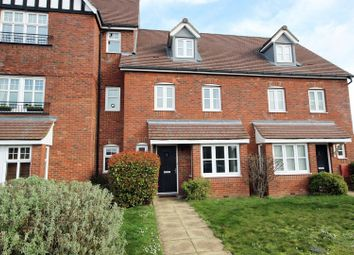 Thumbnail 4 bed town house for sale in Wadsworth Court, Elstow, Bedford