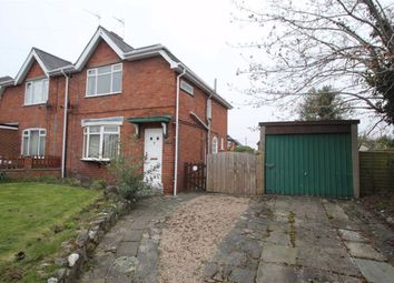 Thumbnail 3 bedroom semi-detached house for sale in St. Martins Road, Gobowen, Oswestry