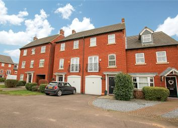 Thumbnail 3 bed town house for sale in Willowbrook Way, Rearsby, Leicester, Leicestershire