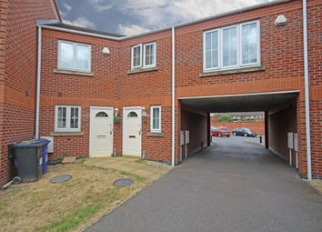 Thumbnail 3 bed end terrace house to rent in Grants Yard, Burton-On-Trent