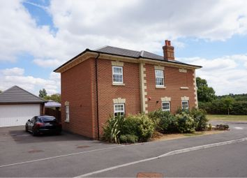 Thumbnail 5 bed detached house for sale in Bosworth Way, Anstey