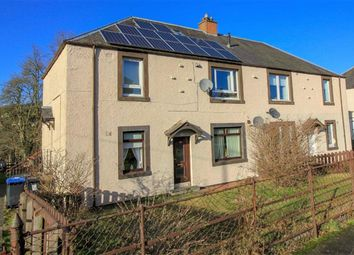 Thumbnail 2 bedroom flat for sale in Crumhaugh Road, Hawick