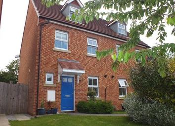 Thumbnail 3 bed semi-detached house for sale in The Orchards, Leyland, Lancashire