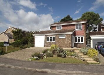 Thumbnail 5 bedroom detached house for sale in Lees Close, Christchurch