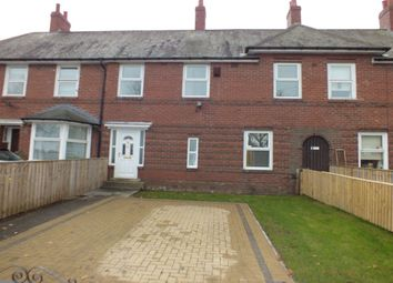 Thumbnail 3 bedroom terraced house for sale in Yewcroft Avenue, Newcastle Upon Tyne