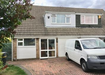 Thumbnail 3 bed semi-detached house for sale in Goodwin Drive, Whitchurch, Bristol