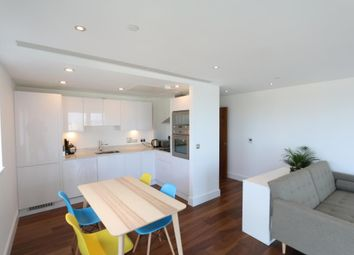 Thumbnail 1 bed flat to rent in Talisman Tower, 6 Lincoln Plaza