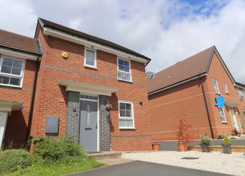 Thumbnail 3 bedroom semi-detached house for sale in Havilland Place, Meir