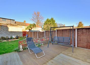 Thumbnail 3 bedroom end terrace house for sale in Clements Road, London