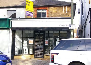 Thumbnail Retail premises for sale in Queens Road, Weybridge