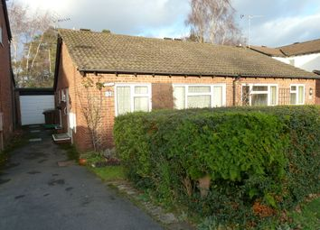 Thumbnail 2 bedroom semi-detached bungalow for sale in Argyle Close, Whitehill, Bordon