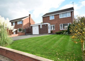 Thumbnail 3 bed detached house for sale in Woodlands Grove, Higher Heath, Whitchurch