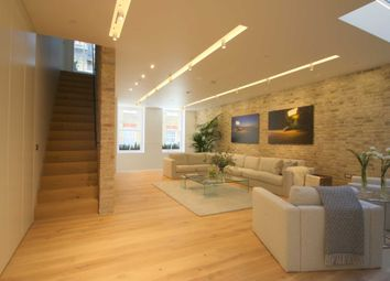 Thumbnail 3 bed flat to rent in Bingham Place, Marylebone