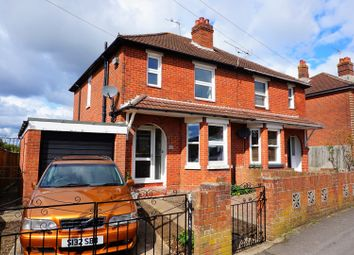 Thumbnail 3 bed semi-detached house for sale in St. Monica Road, Southampton