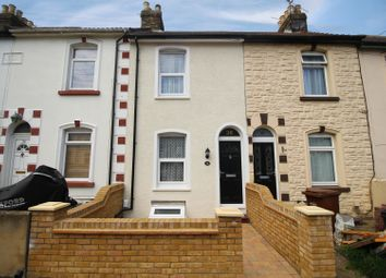 Thumbnail 2 bed terraced house for sale in Adelaide Road, Gillingham, Kent