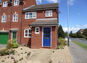 Thumbnail 3 bed end terrace house to rent in Falstaff Grove, Heathcote, Warwick
