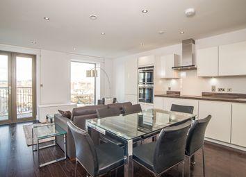 Thumbnail 2 bedroom flat to rent in Regent Canalside, Camden Road, Camden Town