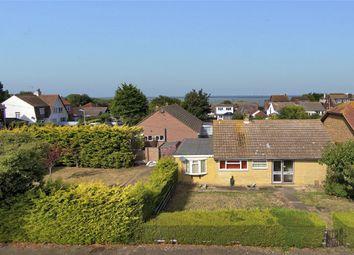 Thumbnail 2 bed detached bungalow for sale in Bishopstone Drive, Bishopstone, Beltinge, Herne Bay, Kent