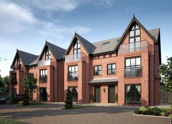 Thumbnail 5 bed semi-detached house for sale in The Hollies, Palatine Road, West Didsbury, Manchester