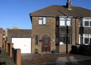 Thumbnail 3 bedroom semi-detached house for sale in The Paddock, Dudley