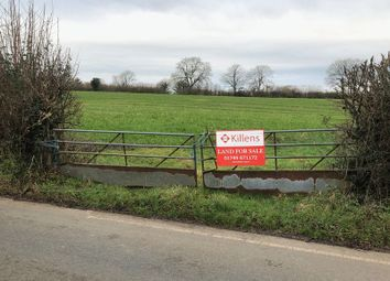 Thumbnail Land for sale in Townsend, Leigh Upon Mendip, Radstock