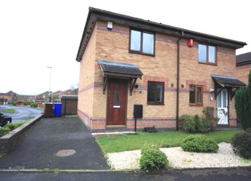 Thumbnail 2 bed semi-detached house for sale in Scrimshaw Drive, Bradeley, Stoke-On-Trent