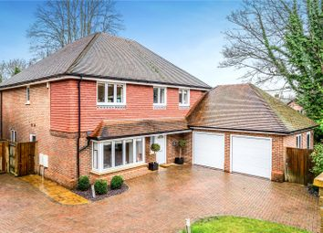 Thumbnail 4 bed detached house for sale in Firs Road, Kenley