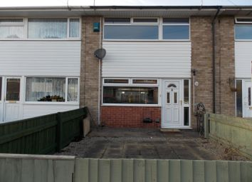 Thumbnail 2 bed terraced house for sale in Salamander Close, Grimsby