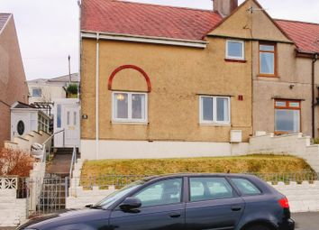 Thumbnail 3 bed semi-detached house for sale in 39 Pantycelyn Road, Townhill, Swansea