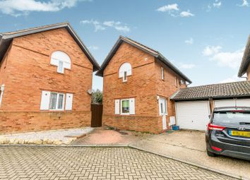 Thumbnail 3 bed property to rent in Rushton Court, Great Holm, Milton Keynes