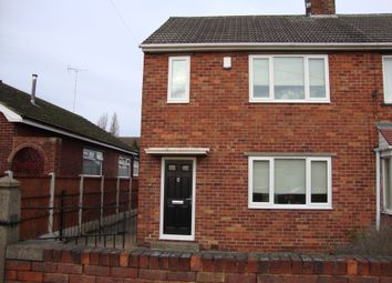 Thumbnail 3 bed semi-detached house to rent in Grassthorpe Road, Gleadless, Sheffield