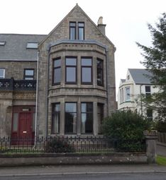 Thumbnail 4 bed semi-detached house for sale in Olrig Street, Thurso