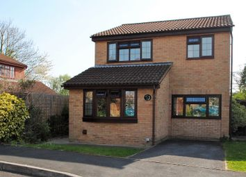 Thumbnail 4 bed detached house for sale in Grove Road, West Huntspill