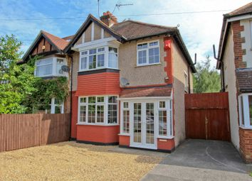 Thumbnail 3 bed semi-detached house for sale in Rickmansworth Road, Pinner