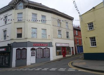 Thumbnail Commercial property for sale in 1 & 3, South Penrallt, Caernarfon