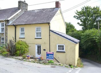 Thumbnail 2 bed cottage for sale in Sunny Hill, Llanarth, Ceredigion