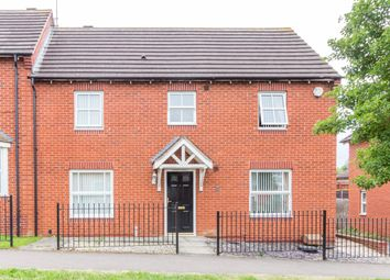 Thumbnail 4 bed semi-detached house for sale in John Lea Way, Wellingborough